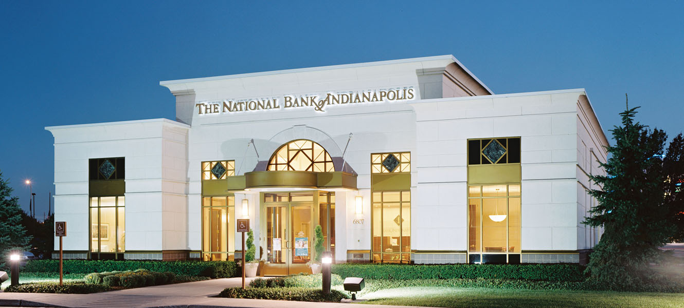 a branch location of the national bank of indianapolis